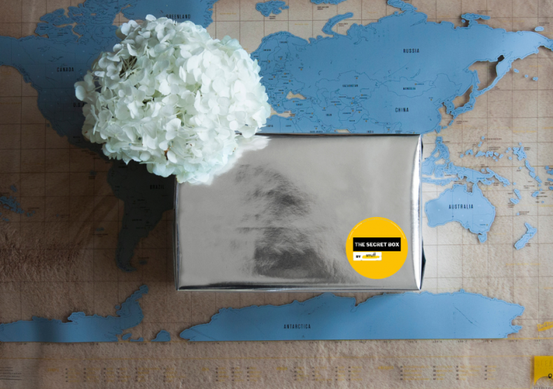Secret Onomastica box -- cadou de ziua numelui image