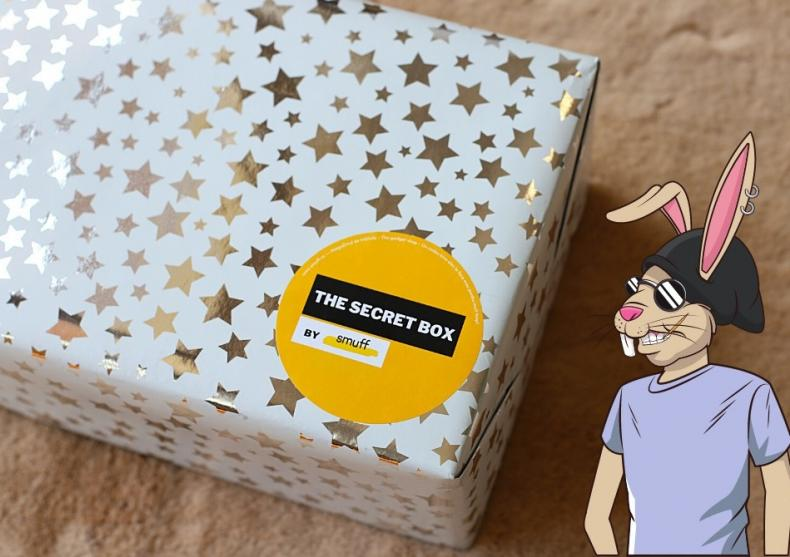 Secret Bunny box -- iepurasul?  image
