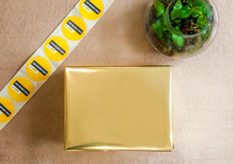 Secret Lux box -- opulenta impachetata image