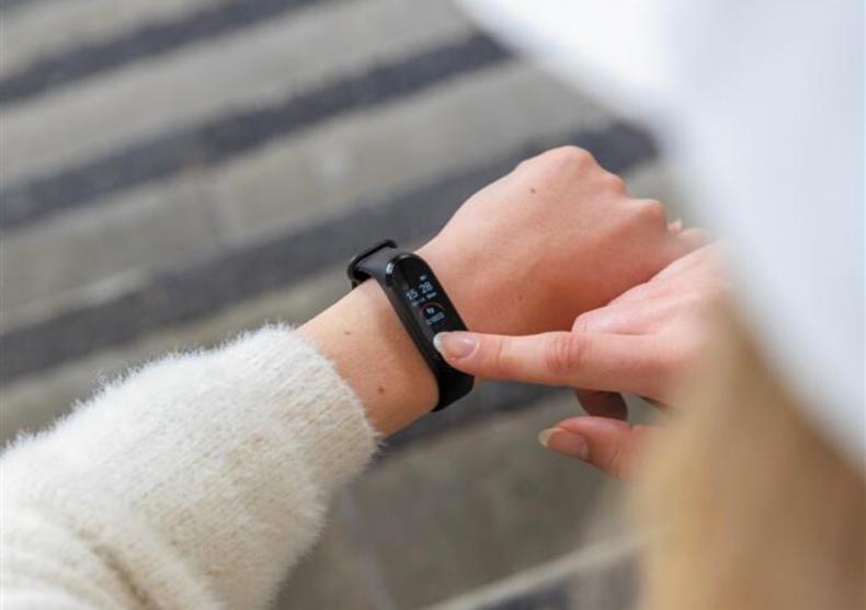 Bratara smart cu termometru -- Are grija de tine image