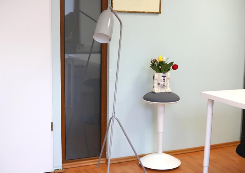 Dancing lamp -- lampa de podea  image