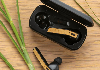 Free flow earbuds -- casti wireless