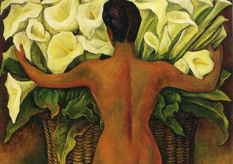 Picturi celebre -- Picteaza si tu cu Frida  image