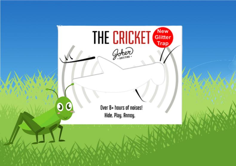 Cricket -- greierele nu se opreste... image