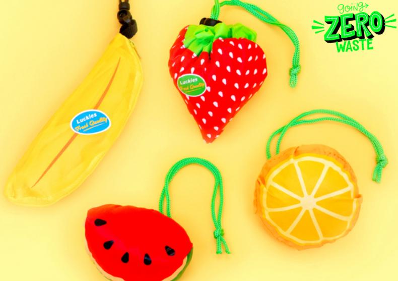 Sacosa Fruitiful fruit -- de cumparaturi vesele image