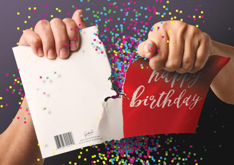 Happy Birthday -- pana cedeaza bateria image