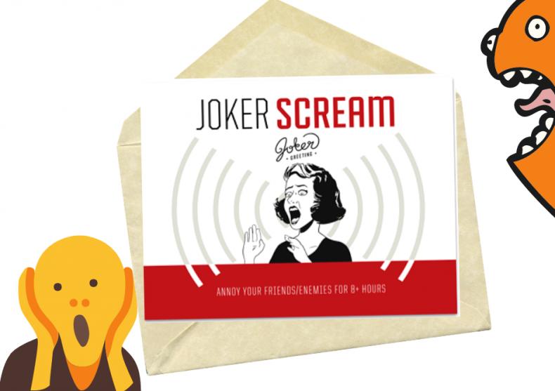 Scream -- nu foarte discreta image
