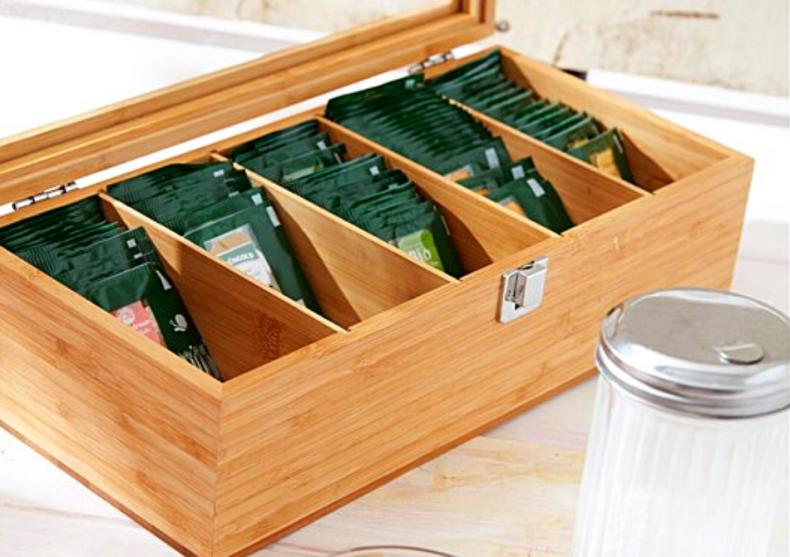 Cutiuta pentru ceai TEA LOUNGE -- 5 compartimente image