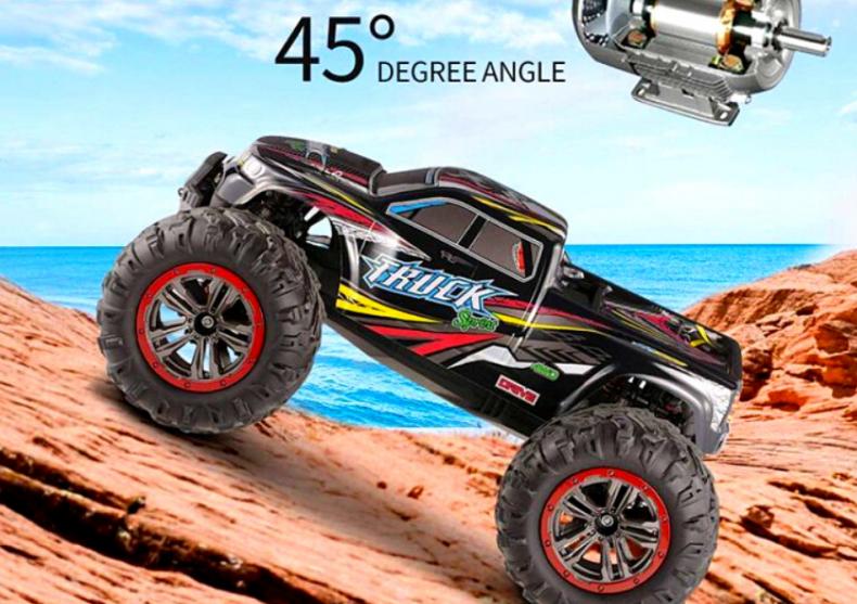 Monster Truck Racing -- zapada, noroi, stanci? Favoritele. image