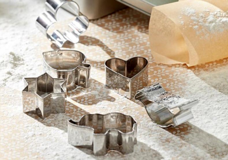 Set forme prajituri COOKIE BOX -- pentru o bucatarie completa image