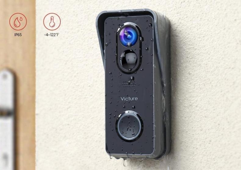 Sonerie Smart camera wireless -- inteligenta din fata usii  image