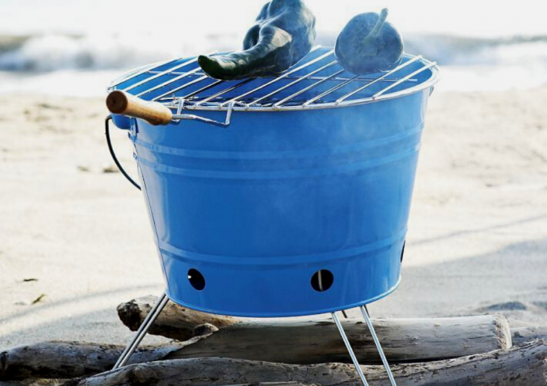 Barbeque bucket -- portabil  image