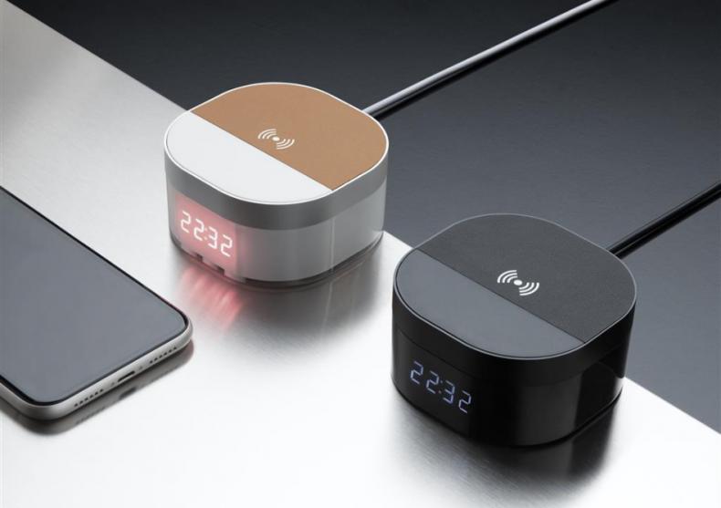 Ceas digital Aria -- alarma de noptiera image