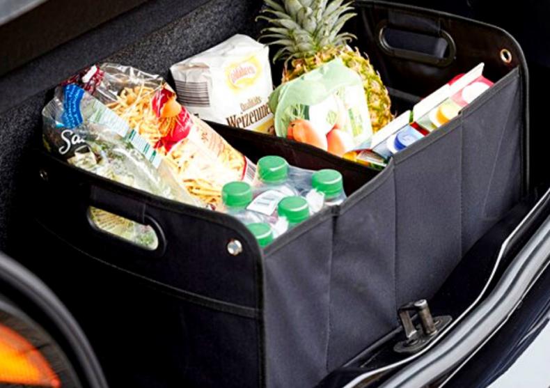 Depozitare portbagaj -- mentine ordinea  image