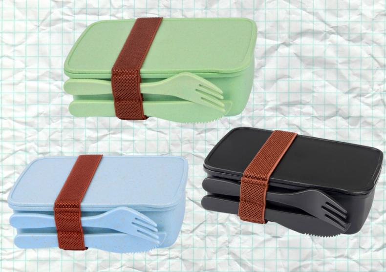 Lunchbox Eco break -- cu tacamuri image