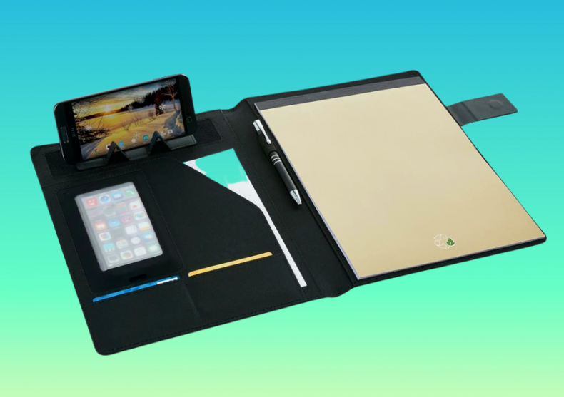 Portofoliu Tech -- suport tableta/telefon image