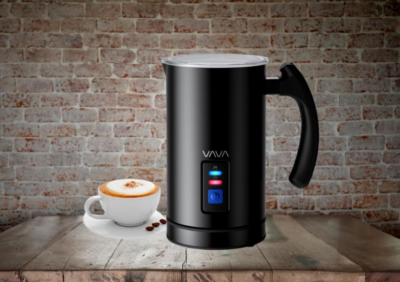 VAVA Barista -- Latte art? Floare la ureche! image